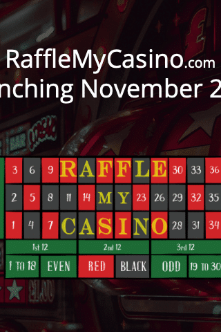 Raffle My Casino Mobile Image