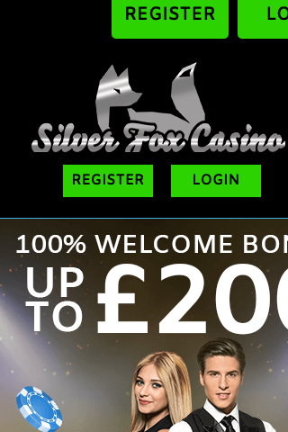 Silver Fox Casino Mobile Image