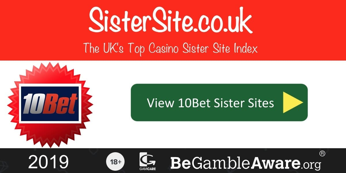10bet Sister Sites