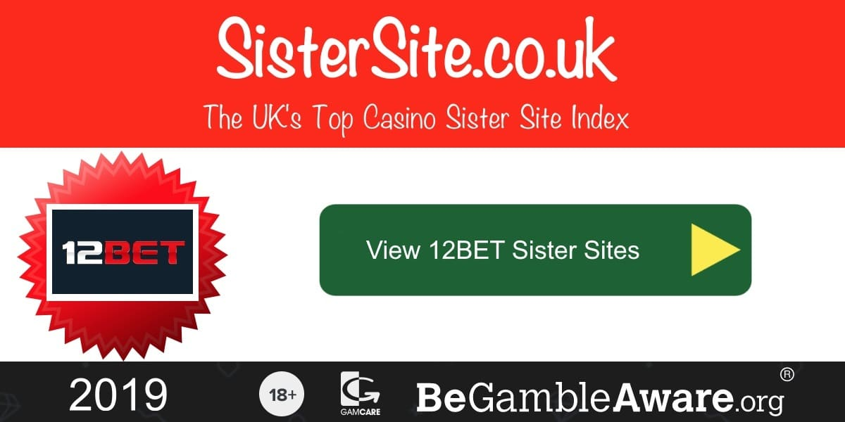 12bet Sister Sites