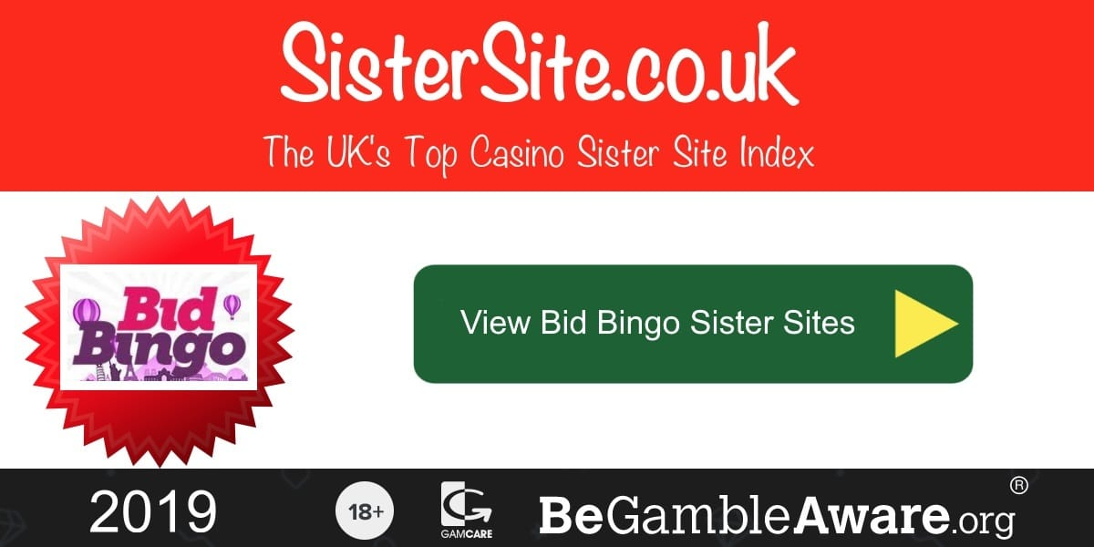 Bid Bingo Sister Sites