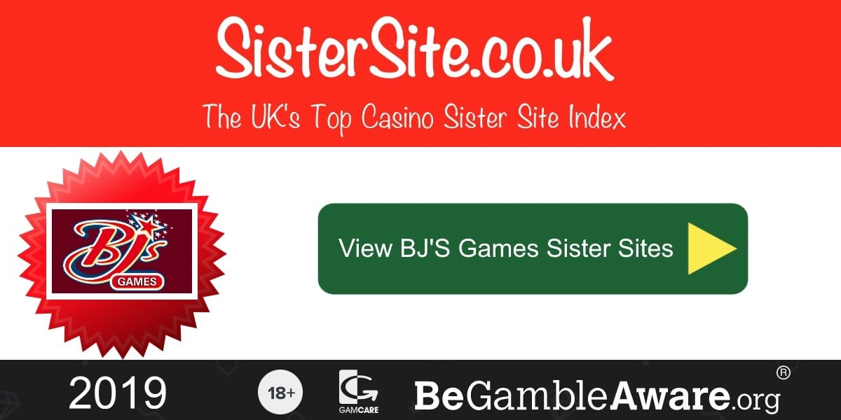 BJ's Games Sister Sites