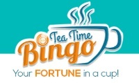 Tea Time Bingo Featured Image