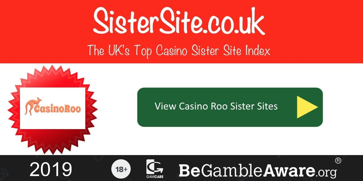 Casino Roo Sister Sites