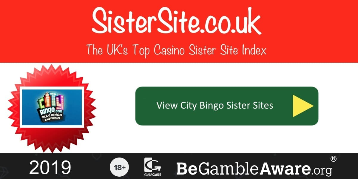 City Bingo Sister Sites