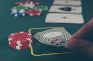 blackjack card